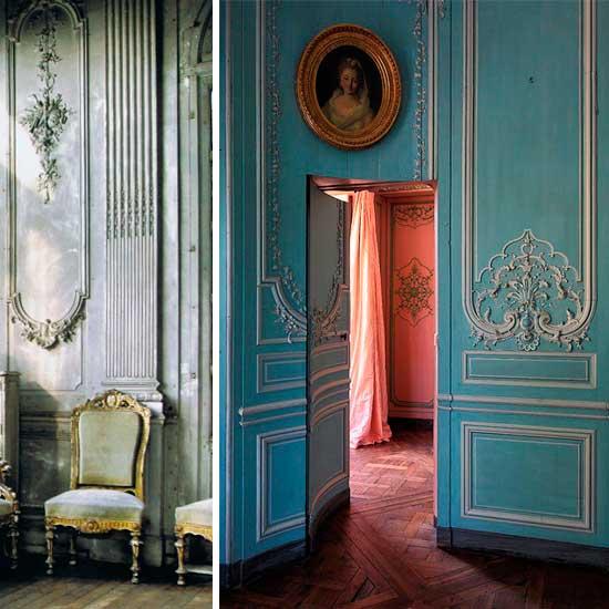 Boiserie paneles de madera para paredes interiores for Paneles para paredes interiores