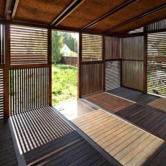 Celos as de madera ebanisteria carpinter a de madera - Celosias para ventanas ...