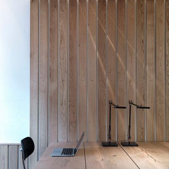 Paredes de madera ebanisteria carpinter a de madera - Decoracion de paredes con madera ...